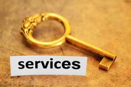 linked services: Services and key concept