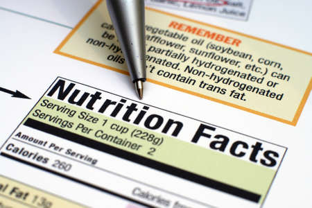ing: Nutrition facts