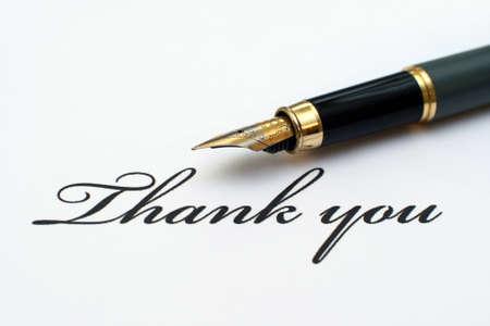 te negro: Gracias