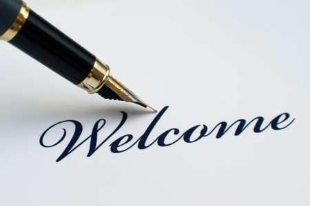 bienvenidos: Bienvenida Editorial
