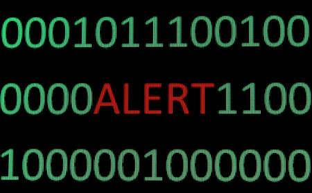 Alert Stock Photo - 12559099