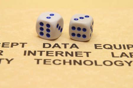 Data internet technology Stock Photo - 12559068