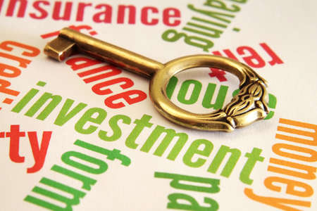 ess: Investment concept