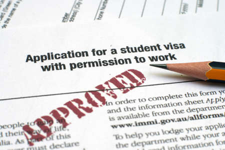 Application for student visa