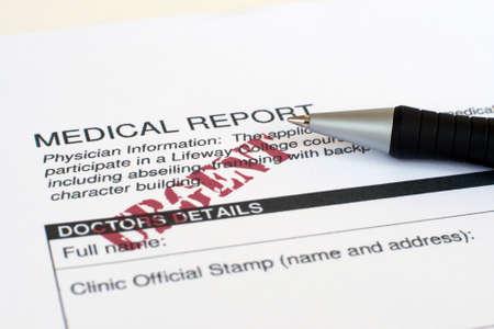 Medical form\