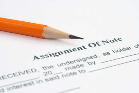 assignment: Assignment of note