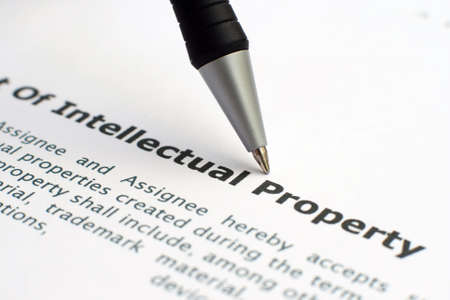 patent: Intellectual property form