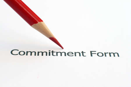 stipulation: Commitment form Editorial