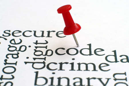 Web security Stock Photo - 12555606