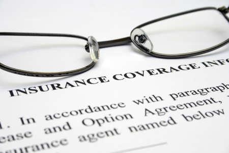Insurance Stock Photo - 12558668