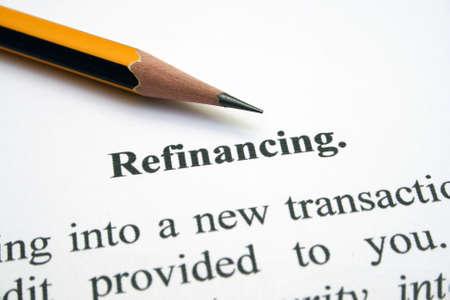 Refinanzierung Editorial