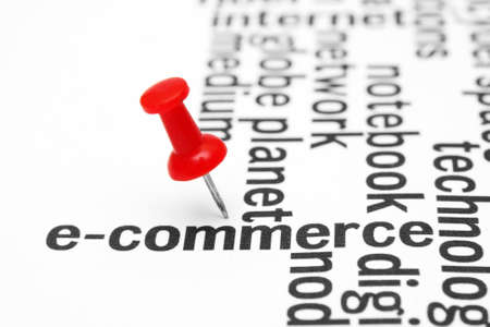 E- commerce Stock Photo - 12827077