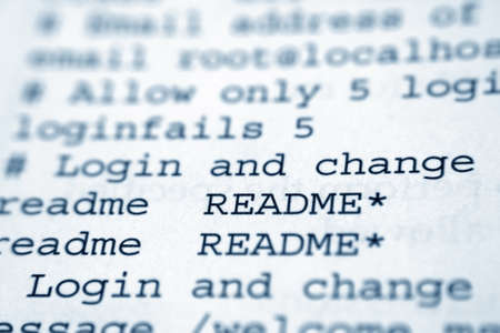 programing: Programaci? Foto de archivo