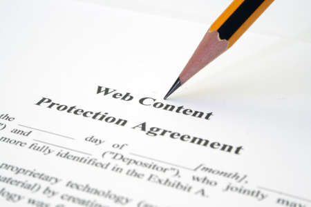 strictly: Web protection agreement