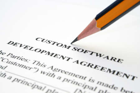 strictly: Software agreement