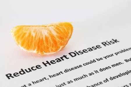 heart disease: Heart disease risk