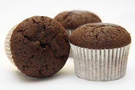 cupcakes isolated: Muffins