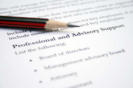 Professional support Stock Photo - 12984006