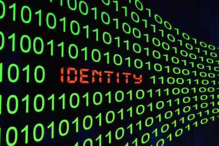 Identity Stock Photo - 13295874
