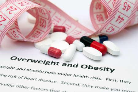 obesidad: El sobrepeso y la obesidad Foto de archivo
