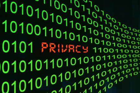 Privacy Stock Photo - 13296033