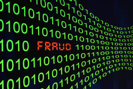 Web Fraud Stock Photo - 13454610