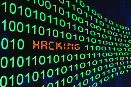 Hacking Stock Photo - 13454617