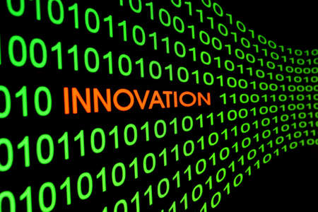 innovate: Innovation Stock Photo