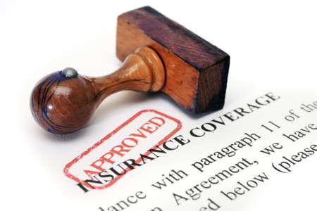 certificado: La cobertura de seguro