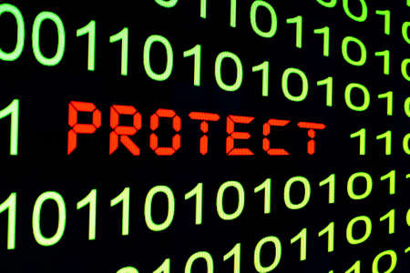 Protect Stock Photo - 13576521