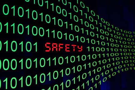 Safety Stock Photo - 13576488