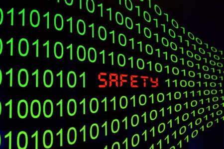 Safety Stock Photo - 13576493