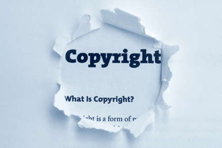 copyrighted: Copyright