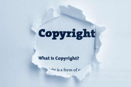 copyright: Copyright