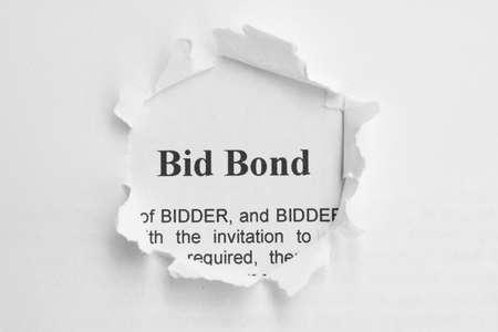 bid: Oferta de bonos