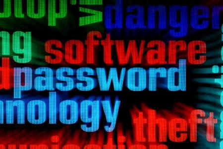 Password photo