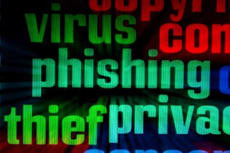 Phishing spyware photo