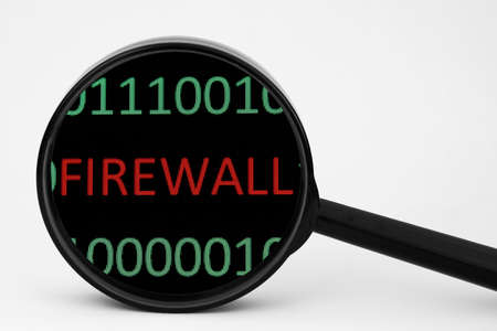 spy ware: Firewall