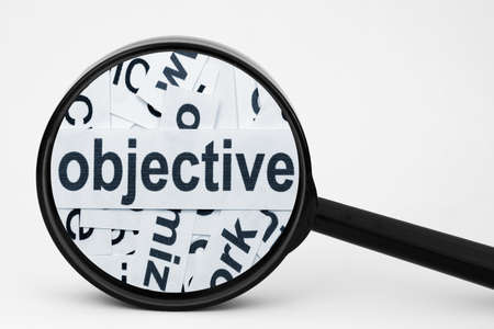 Objective Stock Photo - 14068881