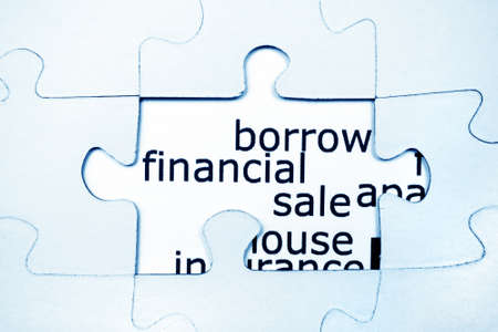 Borrow financial sale photo