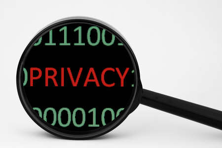Privacy Stock Photo - 14229247
