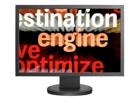 Web engine Stock Photo - 14388853