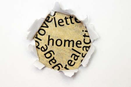 Home concept photo