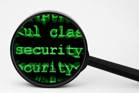 Security concept Stock Photo - 14388850