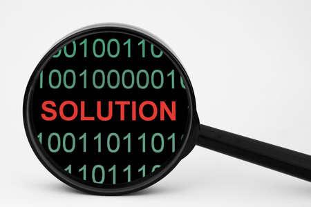 Web solution photo