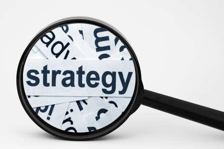 critique: Strategy
