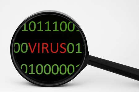 Virus concept Stock Photo - 14388851
