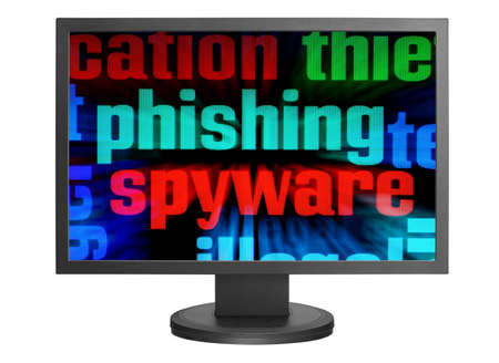 Phishing and spyware photo