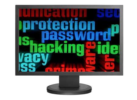 Password protection  concept Stock Photo - 14555394