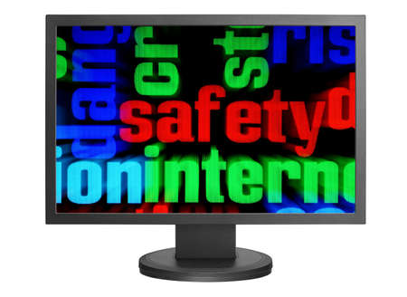 Web safety Stock Photo - 14555384